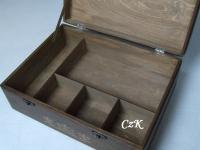 Krabičky s priečinkami