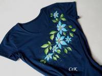 Farby na textil klasické