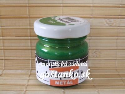 Metalická zelená AF