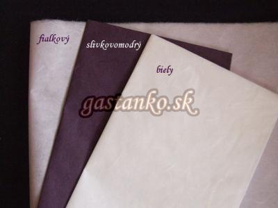 Ryžový papier fialkový