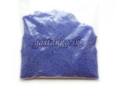 Miniperličky modré