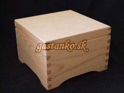 Kufrík 20x20 retro