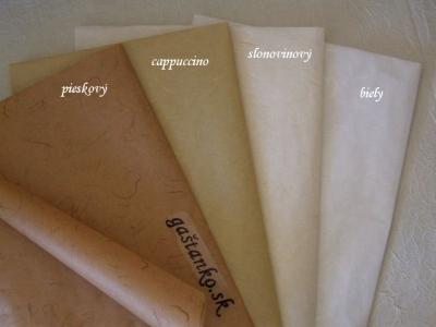 Ryžový papier cappuccino
