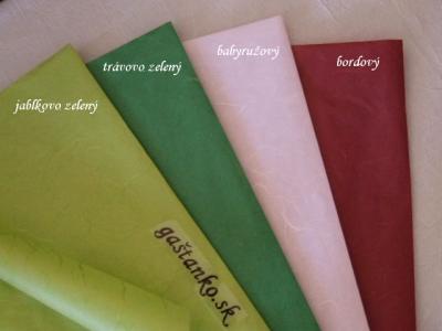 Ryžový papier bordový