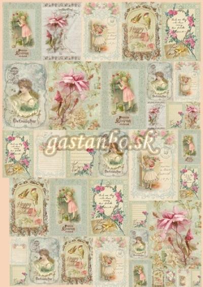 Viktoriánske pohľadnice