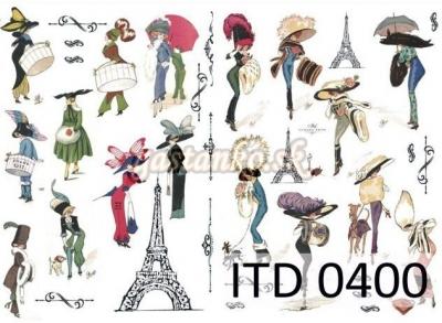 Móda á la Paríž