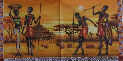 Africká osada