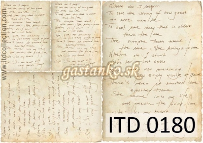 Zaľúbené listy