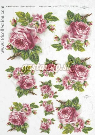 Ružové ružičky