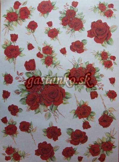 Sýtočervené ruže