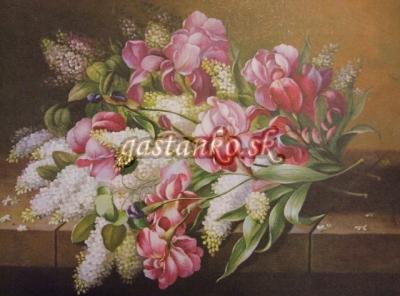 Zátišie s kvetmi