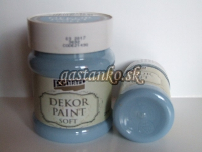 DPS Ľanová modrá
