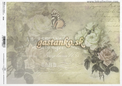 Vintage ruže