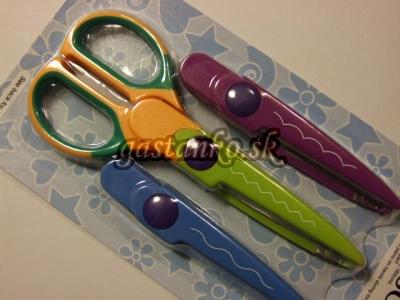 Kreatívne nožnice