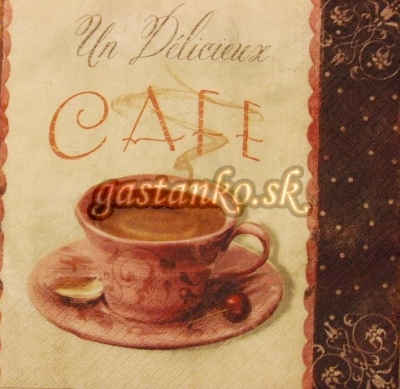 Delikátna káva