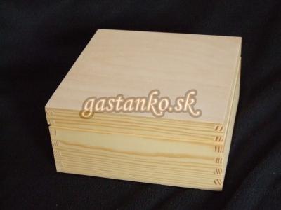 Krabička 12x12x7