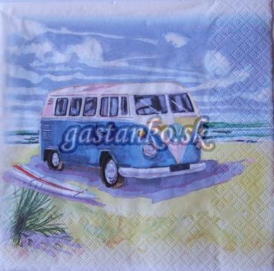 Retro autobus
