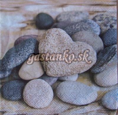 Kamenné srdiečko