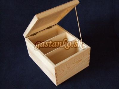 Krabička 3-komorová