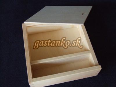 Krabička na USB a fotky 10x15cm