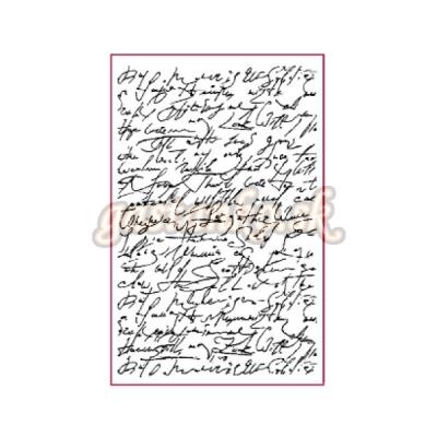 Pečiatka HD Starý rukopis