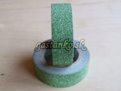 Ligotavá páska zelená