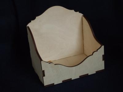 Elegantný stolový zásobník