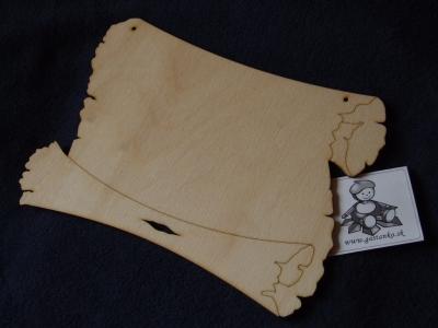 Papyrus 17x23cm so štrbinkou