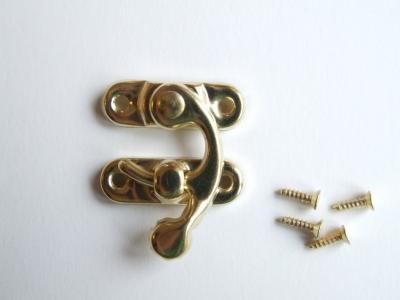 Uzáver zlatý veľký + 4skrutky