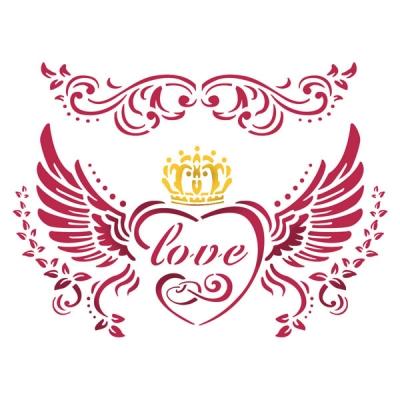 Láska má krídla