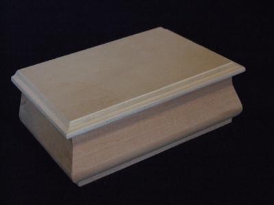 Elegantná krabička obdľžnik