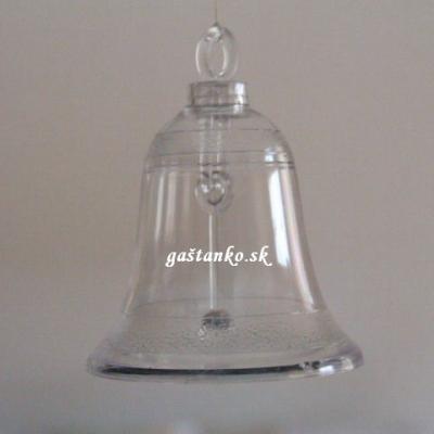 Akrylový zvonček 7cm