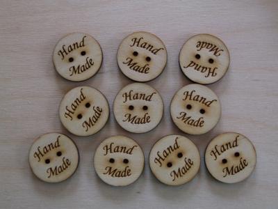 Gombíček handmade