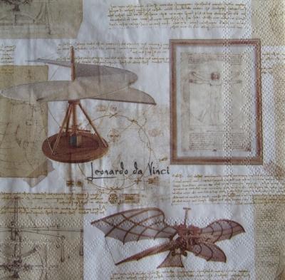 Da Vinciho vynálezy