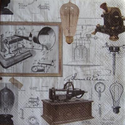 Edisonove vynálezy