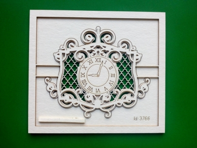 Kráľovské hodiny 2-vrstvové