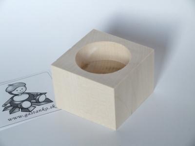 Svietniček na čajovú sviečku mini