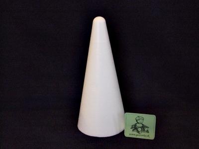 Polystyrénový kužel 12cm