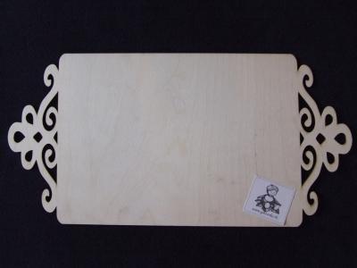 Ozdobná tabuľka romantická 50cm