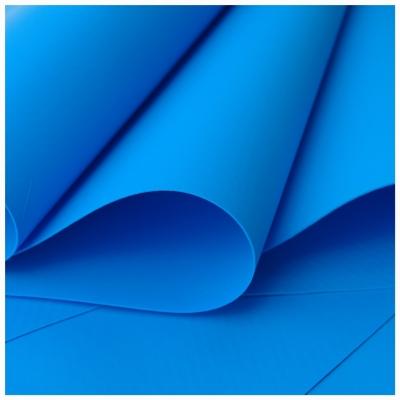 Foamiran modrý