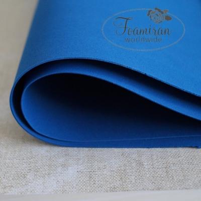 Foamiran námornícky modrý