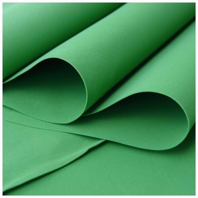 Foamiran zelený