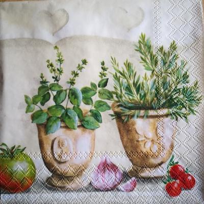 Herbs kitchen