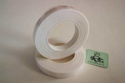 Floristická páska biela 12mm