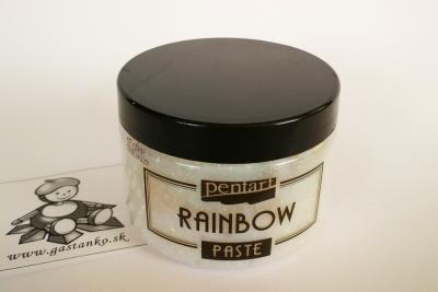 Dúhová pasta - Rainbow paste