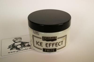 Ľadová pasta - Ice effect paste