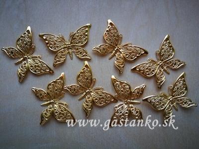 Motýľ zlatý