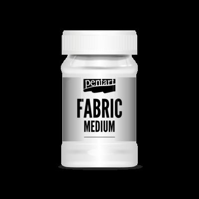Médium na kožu a textil