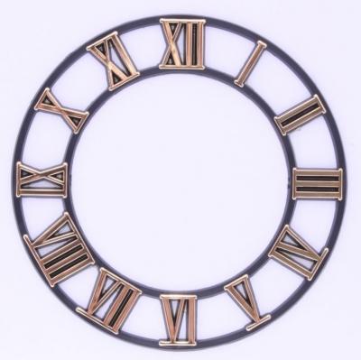 Číselný kruh na hodiny 15cm RZ23