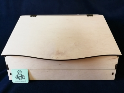 Rozprávkový chlebník so šuflíkom